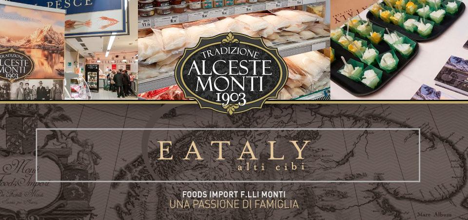Eataly sceglie baccalà Monti